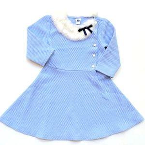 Janie & Jack Moonlight Garden Quilted Dress 5